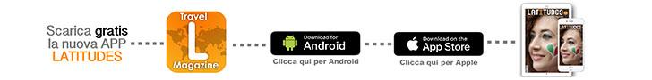 Latitudes app