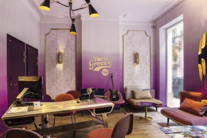 Idol Hotel a Parigi ©