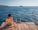 Io salpo da sola. Crociera in barca a vela cercando la grande estate