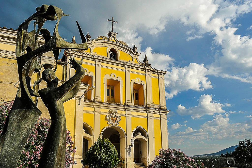 Convento di San Francesco San Paolo Belsito, Nola