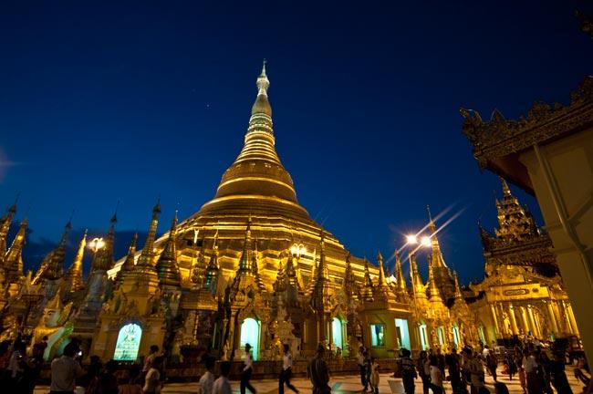 Birmania Yangoon Swedago Paya (Foto di Angela Prati)