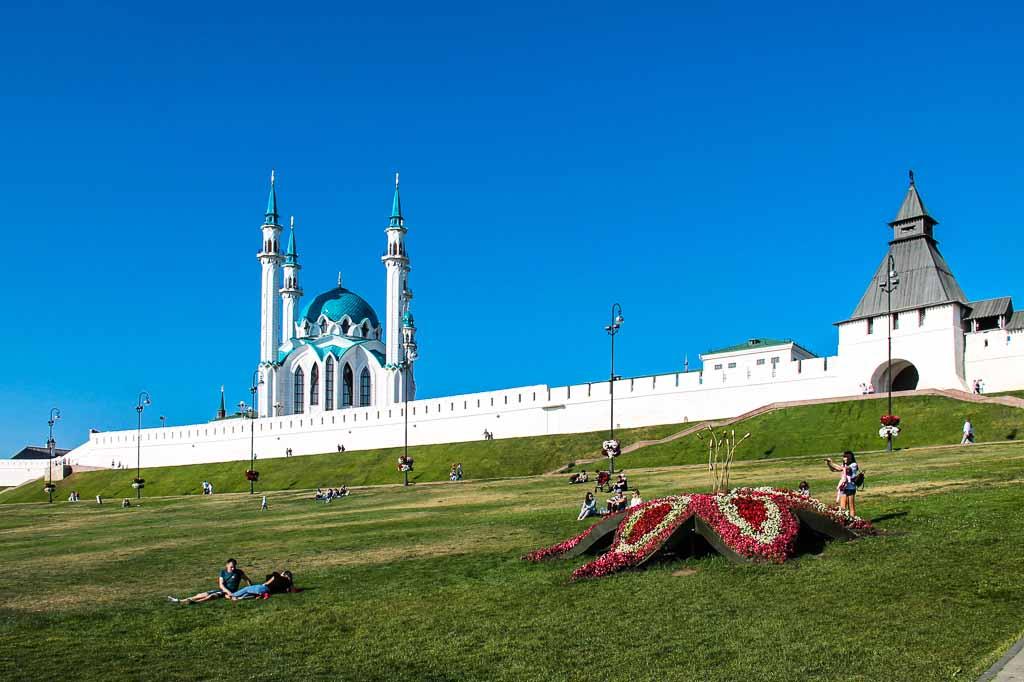 Kazan' - Cremlino