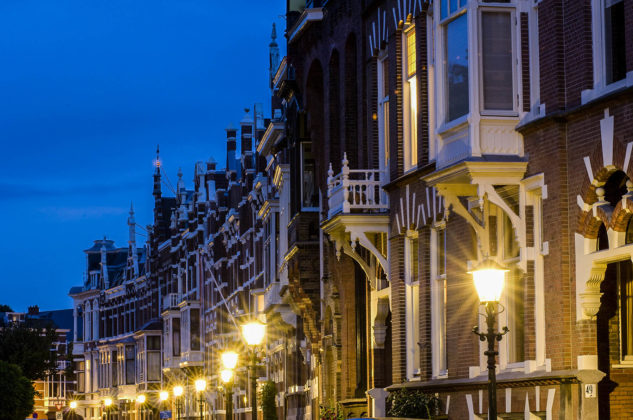 L'architettura di Sweelinckplein, L'Aia