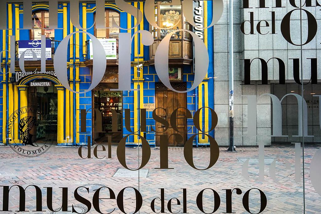 Bogotá -Museo del Oro