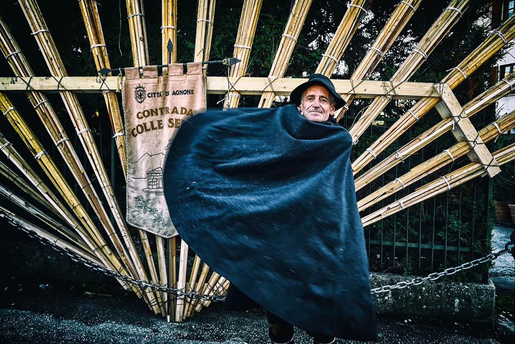 Agnone, la tradizionale Ndocciata