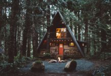 A Frame Cabins