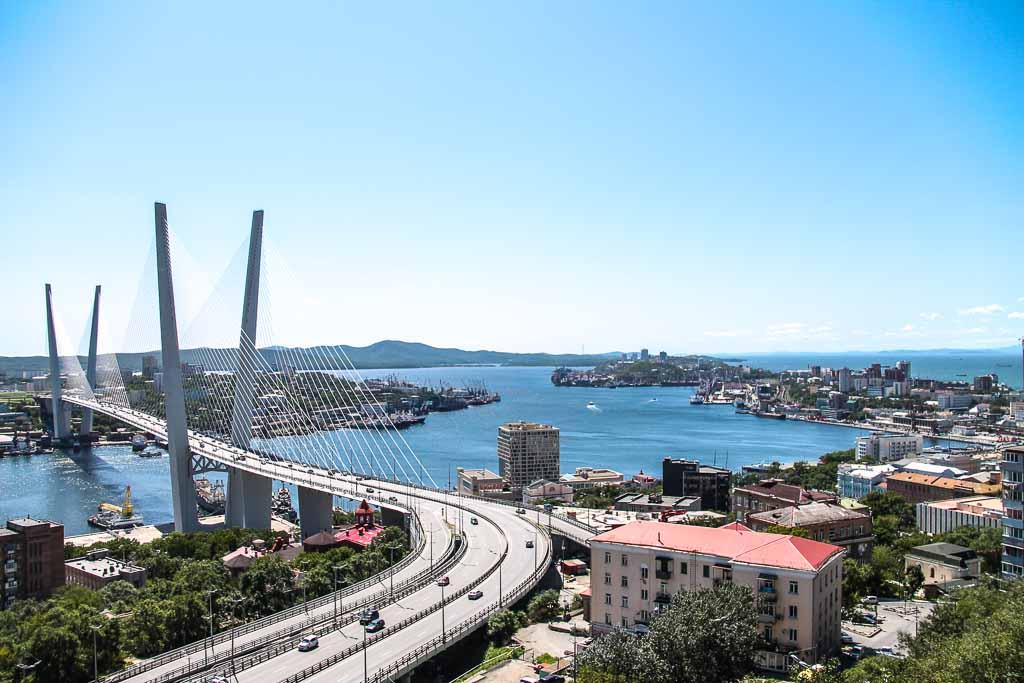 russia-Vladivostok-Ponte Zolotoy