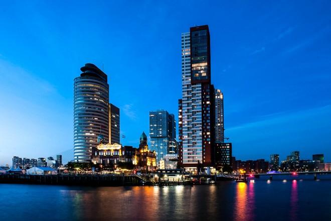 I grattacieli di Kop Van Zuid