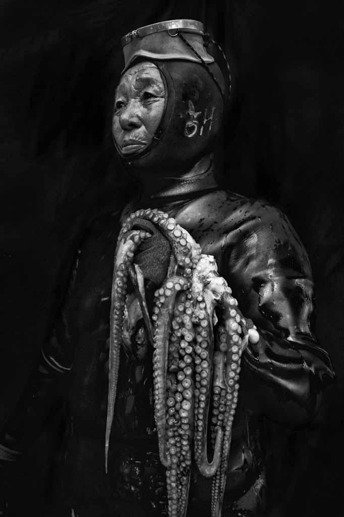 """""""Grandma divers"""" di Alain Schroeder"""