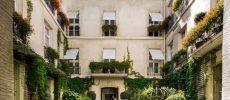 Relais Christine, un hotel a Parigi che sa di maison
