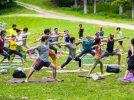 Vacanze yoga in Valle d'Aosta, il benessere è in festa