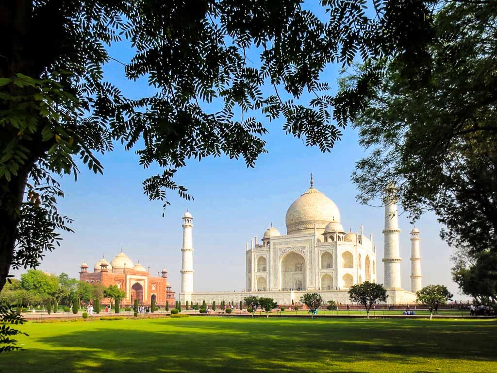 Taj Mahal-India