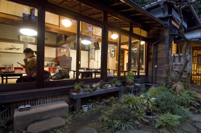Kosouan, casa da tè a Jiyugaoka