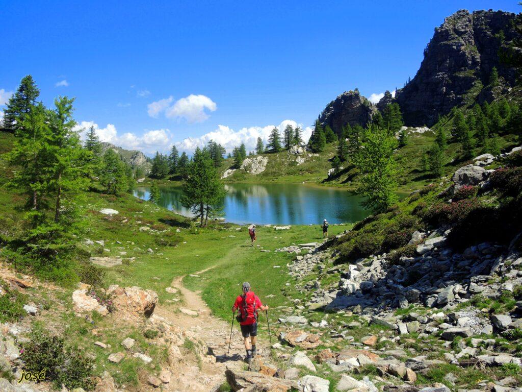 Val Maira escursionismo hiking estate trekking sport natura piemonte