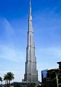 Il grattacielo pi alto del mondo a dubai in 60 secondi - Dubai grattacielo piu alto ...