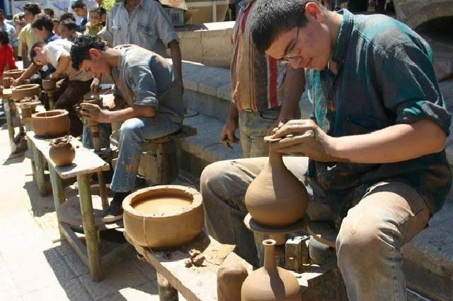 Recipiente Di Terracotta Per L Olio.La Terracotta In Cucina Un Viaggio Dal Marocco Alla Turchia