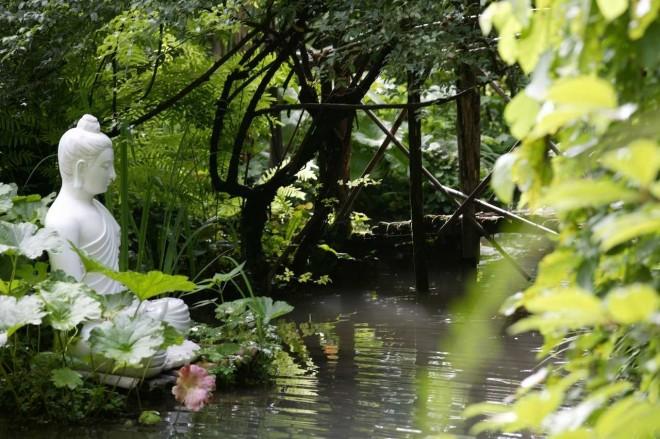 Giardino Botanico A. Heller. Gardone Riviera, Brescia
