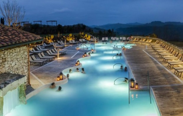 Week end benessere in Toscana: le terme a Siena