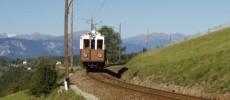 Alto Adige: viaggio sul trenino del Renon