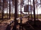 Dormire nel lusso tra le foreste della Svezia
