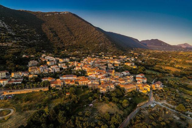 Cilento, Campania, Italia