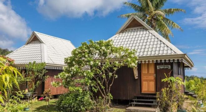 guesthouse tahitiane
