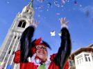 Scoppia il Carnevale fra maschere e coriandoli