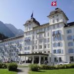 St. Moritz. Lusso e tradizione al Kempinski Grand Hotel