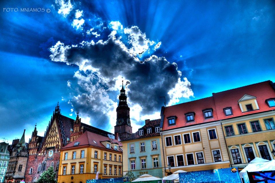 Wroclaw foto di T.Mniamos