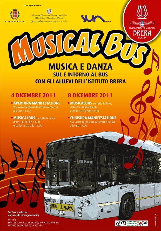 Poster del Musicalbus