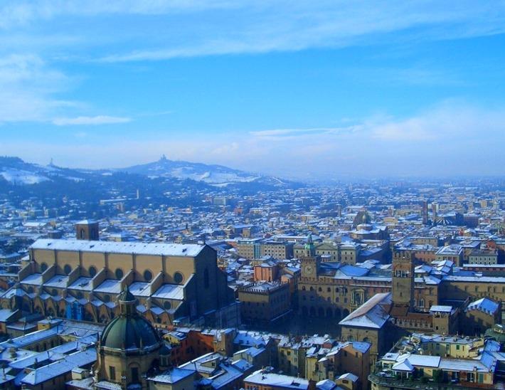 Bologna vacanze di Natale