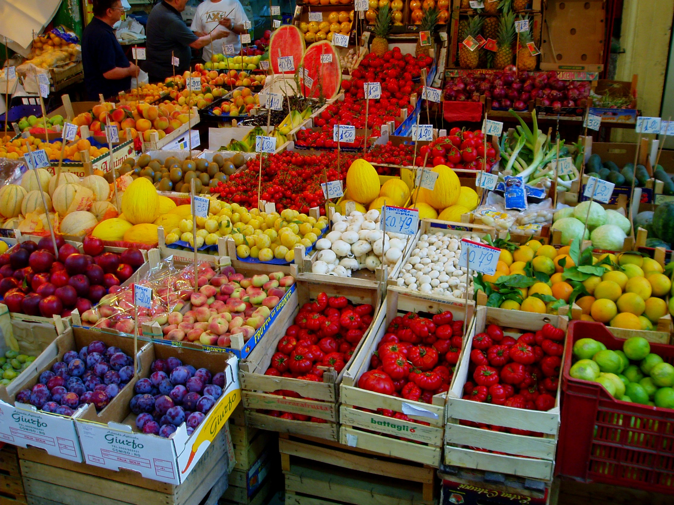 Palermo mercato
