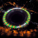 Stadio Maracana Rio de Janeiro
