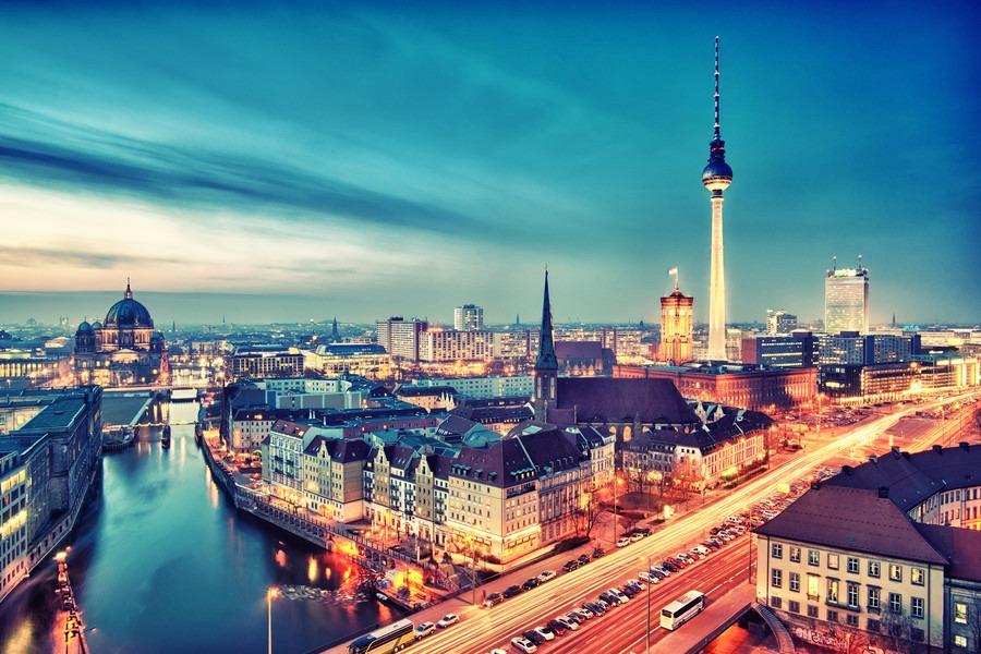Berlino by Matthias Haker