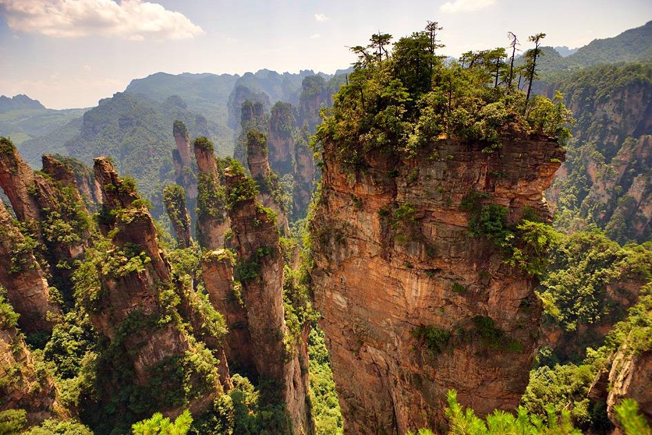 Zhangjiajie-parco-nazionale-cina