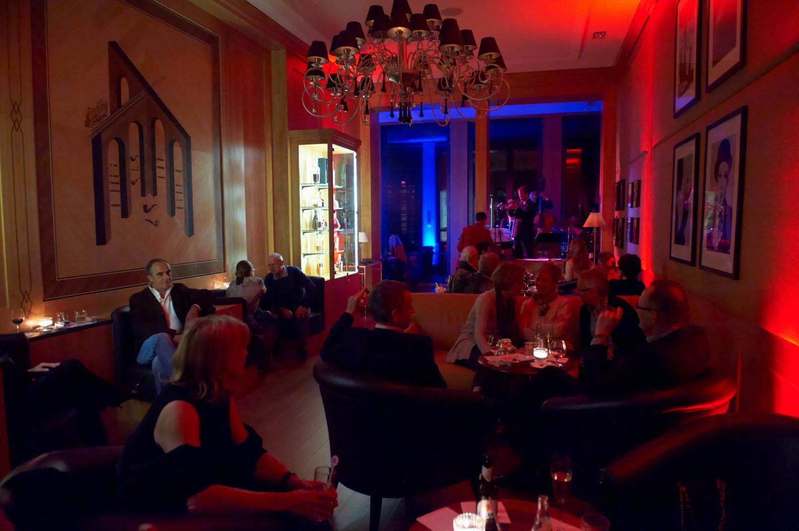 Miles Davis Lounge Kulm Hotel