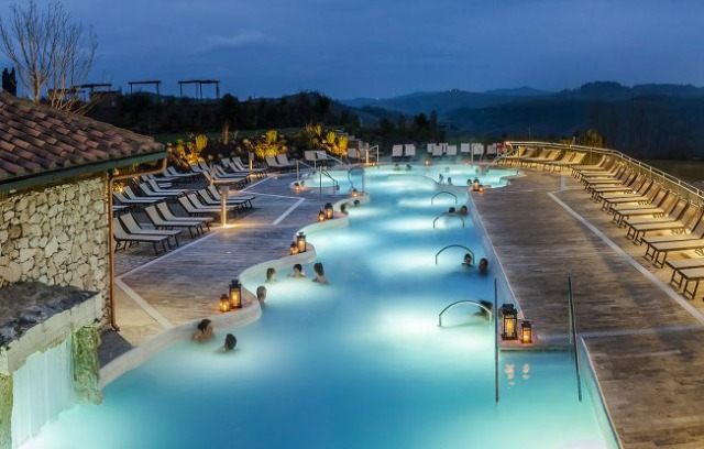 Week End Benessere In Toscana Le Terme A Siena