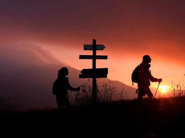 Offerte di viaggio a piedi scopri l 39 eco vacanza for 110 piedi in metri