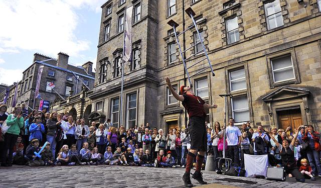 Festival Fringe Edimburgo