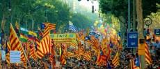Catalunya, il giorno dell'indipendenza