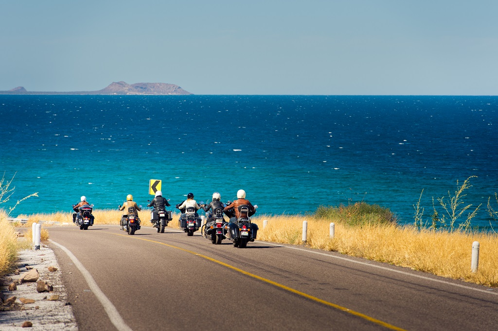 Eaglerider, Baja tour