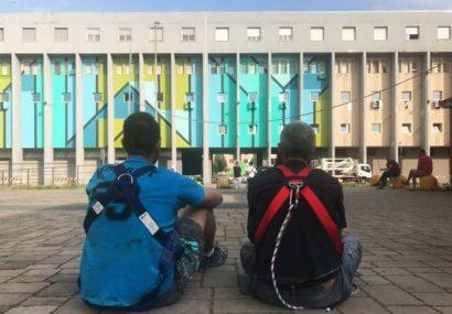 A Mantova Without Frontiers. La street art invade le periferie