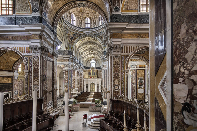 Puglia-Monopoli- Cattedrale