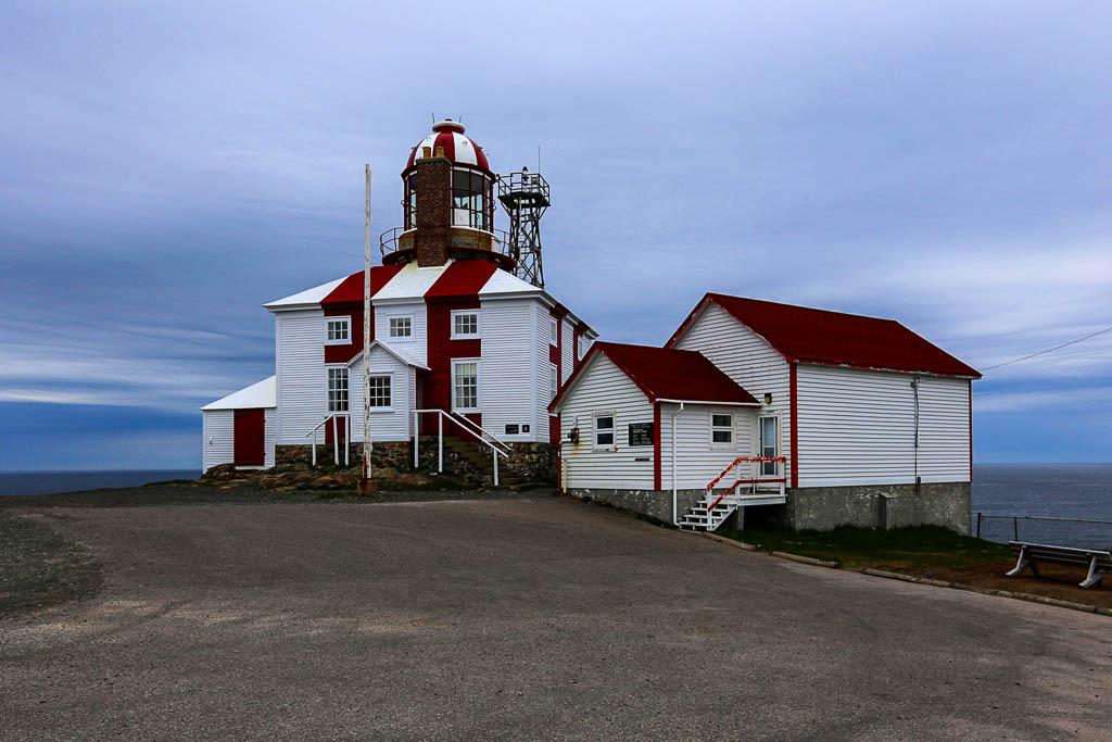 Labrador Cape Bonavista Lighthouse