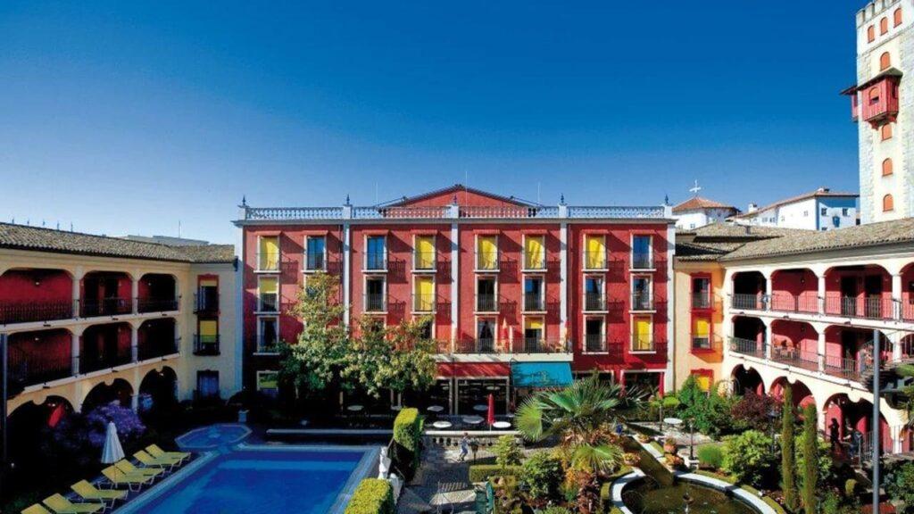 hotel quattro stelle superior spagna europa park