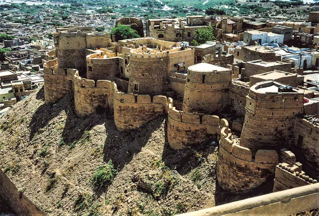 India-Jaisalmer Forte