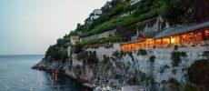 Ad Amalfi passando dal bosco