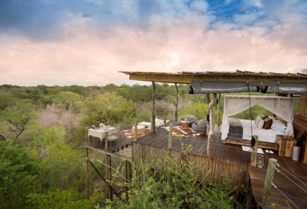 Lion Sands Game Reserve, Sudafrica