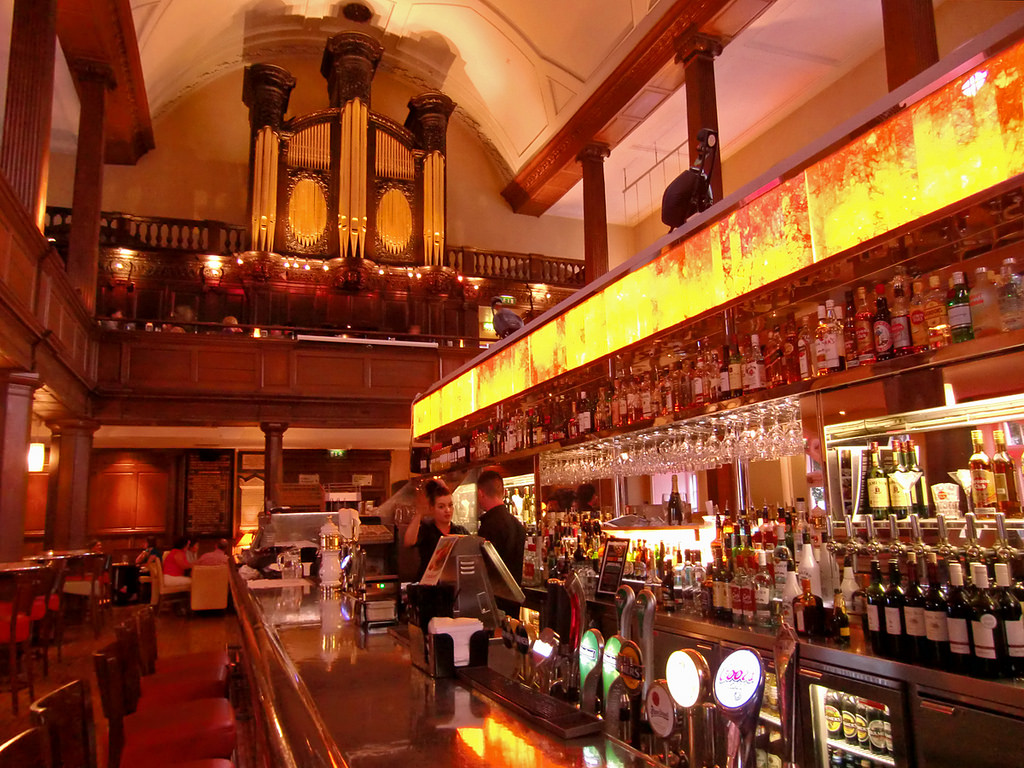 The Church bar, Dublino