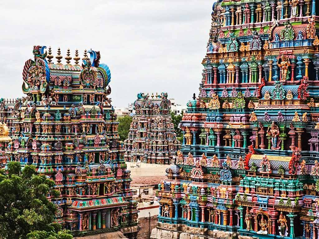 India-Madurai-Meenakshi-Temple